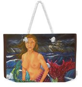 Storm And Peace Weekender Tote Bag
