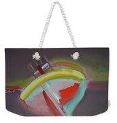 Storm Beach Weekender Tote Bag