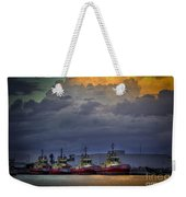 Storm Brewing Weekender Tote Bag by Marvin Spates