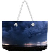 Storm Cell Over Lubec Maine Weekender Tote Bag