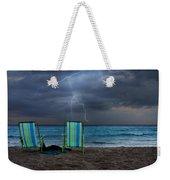 Storm Chairs Weekender Tote Bag