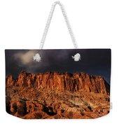 Storm Clouds Capitol Reef National Park Utah Weekender Tote Bag