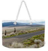 Storm Clouds Gathering Over Washington Hills Weekender Tote Bag