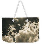 Storm Clouds Gathering Weekender Tote Bag