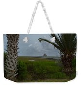 Storm Clouds Near Port Lavaca Weekender Tote Bag