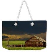 Storm Crossing Prairie 2 Weekender Tote Bag