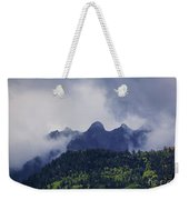 Storm In The San Juan Mountains Weekender Tote Bag