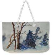Storm Weekender Tote Bag