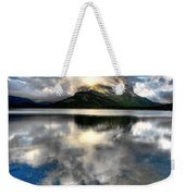 Storm Mountain Weekender Tote Bag