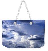 Storm Of Namibia Weekender Tote Bag