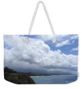 Storm Over Bali Hai Weekender Tote Bag