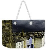 Storm Over Conwy Weekender Tote Bag