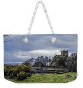 Storm Over Dunollie Weekender Tote Bag