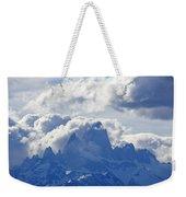 Storm Over Fitz Roy 1 Weekender Tote Bag