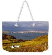 Storm Over Skye Weekender Tote Bag