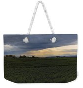 Storm Over The Yakima Valley Weekender Tote Bag