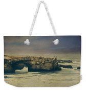 Storms Always Pass Weekender Tote Bag by Laurie Search