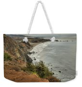 Storms Over A Rugged Coast Weekender Tote Bag