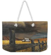 Stormy Clouds Weekender Tote Bag