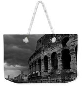 Stormy Colosseum Weekender Tote Bag