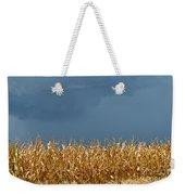 Stormy Corn Weekender Tote Bag