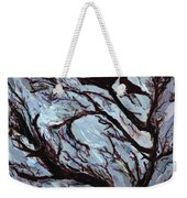 Stormy Day Greenwich Park Weekender Tote Bag