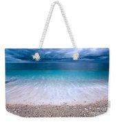 Stormy Seascape Weekender Tote Bag