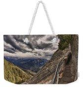 Stormy Skies On Moro Rock Weekender Tote Bag