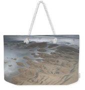 Stormy Skies Over The North Sea Weekender Tote Bag