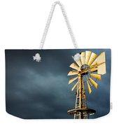 Stormy Skies Weekender Tote Bag