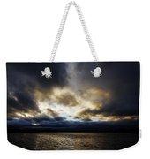 Stormy Sky Weekender Tote Bag