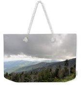 Stormy Smoky Mountains Weekender Tote Bag