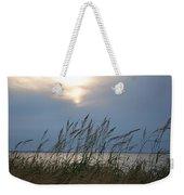 Stormy Sunset Prince Edward Island II Weekender Tote Bag by Micheline Heroux