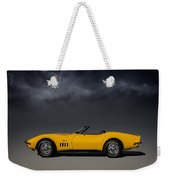 Stormy Weather Weekender Tote Bag