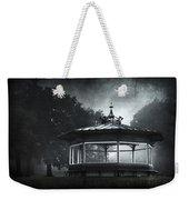 Storytelling Gazebo Weekender Tote Bag by Svetlana Sewell
