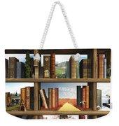 Storyworld Weekender Tote Bag by Cynthia Decker