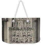 Stove, 19th Century Weekender Tote Bag