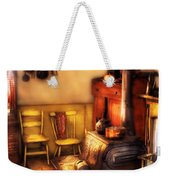 Stove - An Old Farm Kitchen Weekender Tote Bag