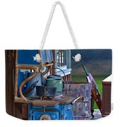 Stove - Appliance - Cooker - Kitchen  Weekender Tote Bag