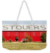 Stovers Farm Market Berrien Springs Michigan Usa Weekender Tote Bag