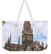 St.patrick's Cathedral Weekender Tote Bag