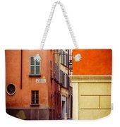 Strada Al Duomo Duomo Street Weekender Tote Bag