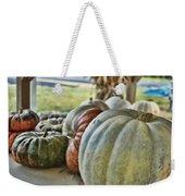Strange Pumpkins Weekender Tote Bag