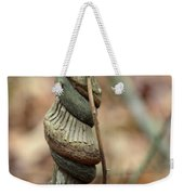Strangled By Nature Weekender Tote Bag