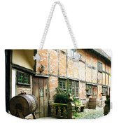 Stratford Back Alley Weekender Tote Bag