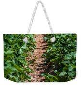 Strawberry Farm Field Weekender Tote Bag