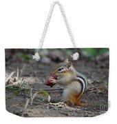 Strawberry Thief Weekender Tote Bag