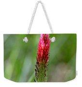 Strawberry Wildflower Weekender Tote Bag