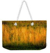 Straw Landscape Weekender Tote Bag