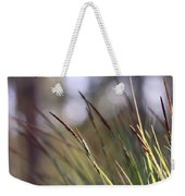Straws In The Wind Weekender Tote Bag